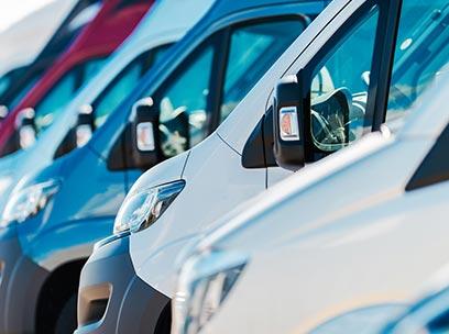 Express service camioane mici, minivan-uri